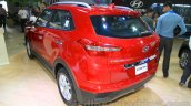 Hyundai Creta rear three quarter left at Nepal Auto Show 2015