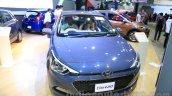 Hyundai Elite i20 front at Nepal Auto Show 2015