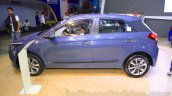 Hyundai Elite i20 side left at Nepal Auto Show 2015