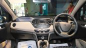 Hyundai Grand i10 dashboard at Nepal Auto Show 2015