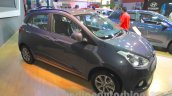 Hyundai Grand i10 front three quarter right at Nepal Auto Show 2015