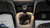 Hyundai Grand i10 gear lever at Nepal Auto Show 2015