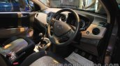 Hyundai Grand i10 interior at Nepal Auto Show 2015