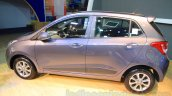 Hyundai Grand i10 side at Nepal Auto Show 2015