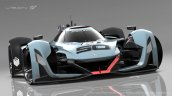 Hyundai N 2025 Vision GT front unveiled at the 2015 Frankfurt Motor Show