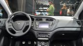 Hyundai i20 Active dashboard at the IAA 2015