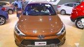 Hyundai i20 Active front at Nepal Auto Show 2015