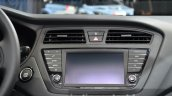 Hyundai i20 Active infotainment touchscreen display at the IAA 2015