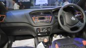 Hyundai i20 Active interior at Nepal Auto Show 2015