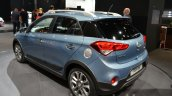 Hyundai i20 Active rear three quarter at the IAA 2015