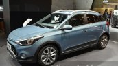Hyundai i20 Active side at the IAA 2015