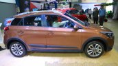 Hyundai i20 Active side right at Nepal Auto Show 2015