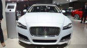 India-bound 2016 Jaguar XF front at the IAA 2015