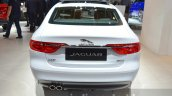 India-bound 2016 Jaguar XF rear at the IAA 2015