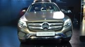 India-bound Mercedes GLC front at the IAA 2015
