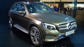 India-bound Mercedes GLC front three quarter at the IAA 2015