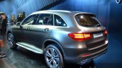 India-bound Mercedes GLC rear three quarter at the IAA 2015