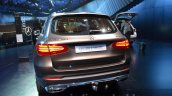 India-bound Mercedes rear GLC at the IAA 2015