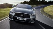 Infiniti Q30 front view official image