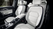 Infiniti Q30 white interior official image