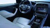 Jaguar F-Pace LHD interior press image