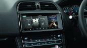 Jaguar F-Pace center console press image