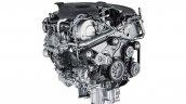 Jaguar F-Pace engine press image