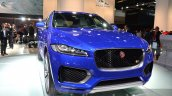 Jaguar F-Pace front at IAA 2015