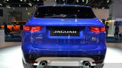 Jaguar F-Pace rear at IAA 2015