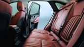 Jaguar F-Pace rear seat press image