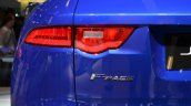 Jaguar F-Pace tail lamp at IAA 2015