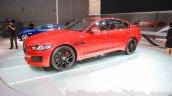 Jaguar XE S front quarter at the 2015 Chengdu Motor Show