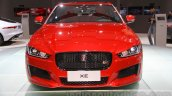 Jaguar XE S grille at the 2015 Chengdu Motor Show