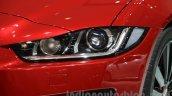 Jaguar XE S headlight at the 2015 Chengdu Motor Show