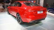 Jaguar XE S rear quarter at the 2015 Chengdu Motor Show