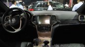 Jeep Grand Cherokee John Yiu limited-edition dashboard at the 2015 Chengdu Motor Show