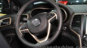 Jeep Grand Cherokee John Yiu limited-edition steering at the 2015 Chengdu Motor Show