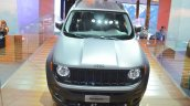 Jeep Renegade Nigh Eagle edition front at the IAA 2015