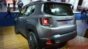 Jeep Renegade Nigh Eagle edition rear three quarter at the IAA 2015