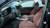 Kia Optima GT Europe front seats at IAA 2015