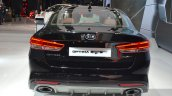 Kia Optima GT Europe rear at IAA 2015