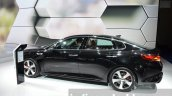 Kia Optima GT Europe side at IAA 2015