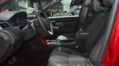 Land Rover Discovery Sport HSE Dynamic Lux front seats at IAA 2015