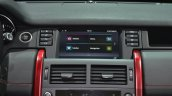 Land Rover Discovery Sport HSE Dynamic Lux infotainment system at IAA 2015