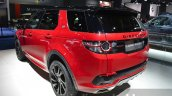 Land Rover Discovery Sport HSE Dynamic Lux rear three quarter at IAA 2015