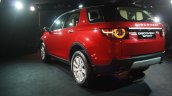 Land Rover Discovery Sport Launch rear three quarter in Mumbai
