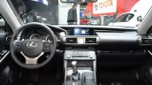 Lexus IS200t Sport Edition dashboard at the IAA 2015