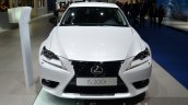Lexus IS200t Sport Edition front at the IAA 2015