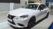 Lexus IS200t Sport Edition front three quarter at the IAA 2015