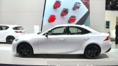 Lexus IS200t Sport Edition side at the IAA 2015